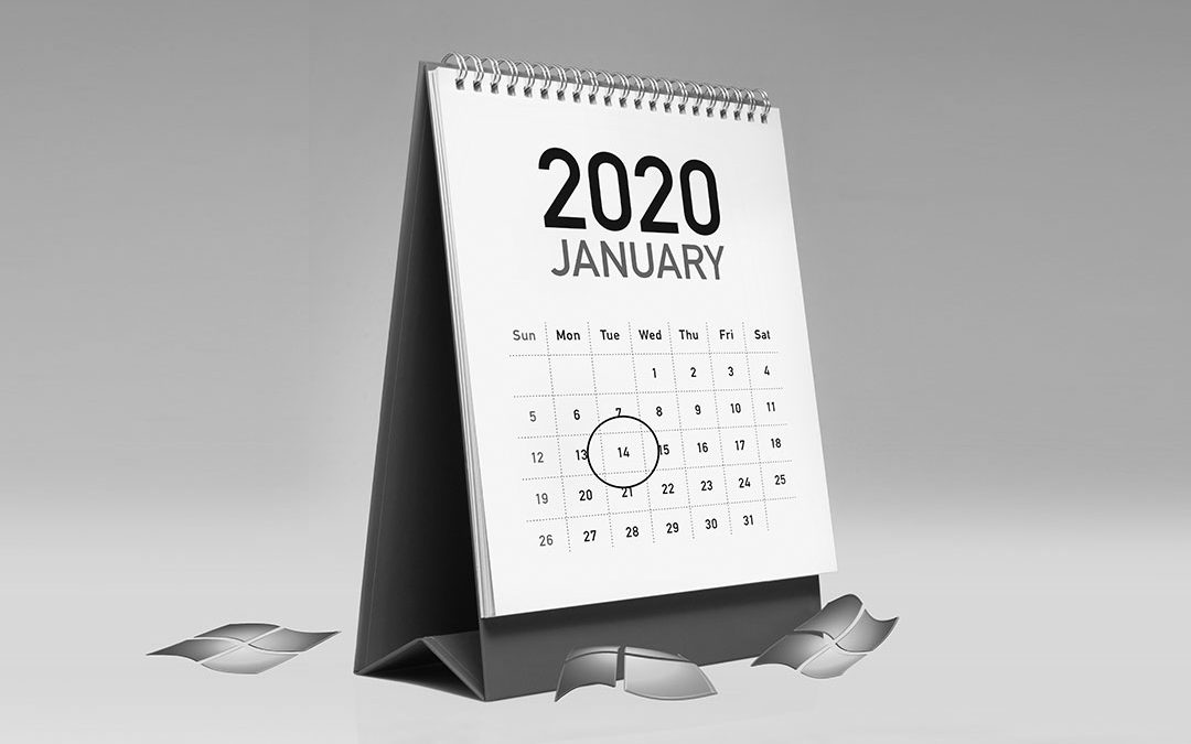 Windows 7 + Server 2008 End of Life 2020 Guide