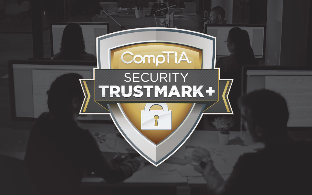 CompTIA Security Trustmark+ verified