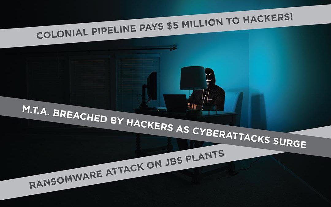 cybersecurity - cyberattack headlines